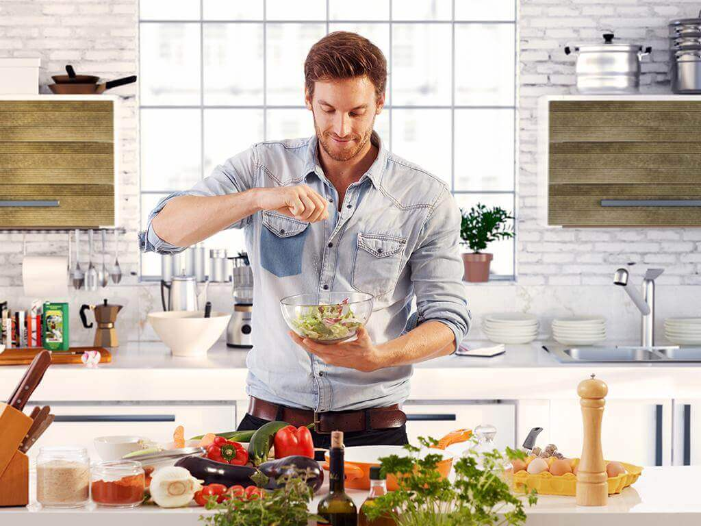Male Healthy Foods
