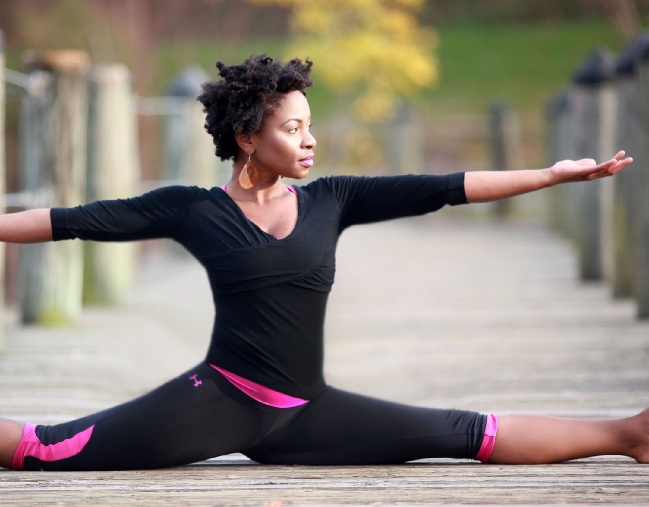 hair care yoga