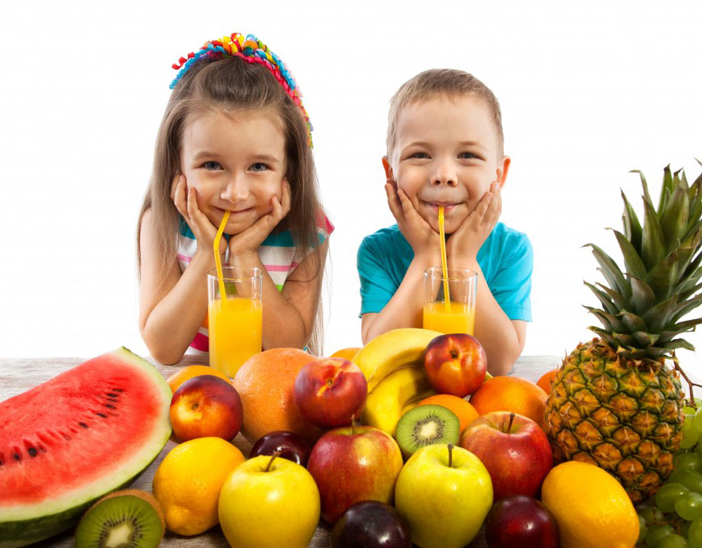 Best food for children's growth