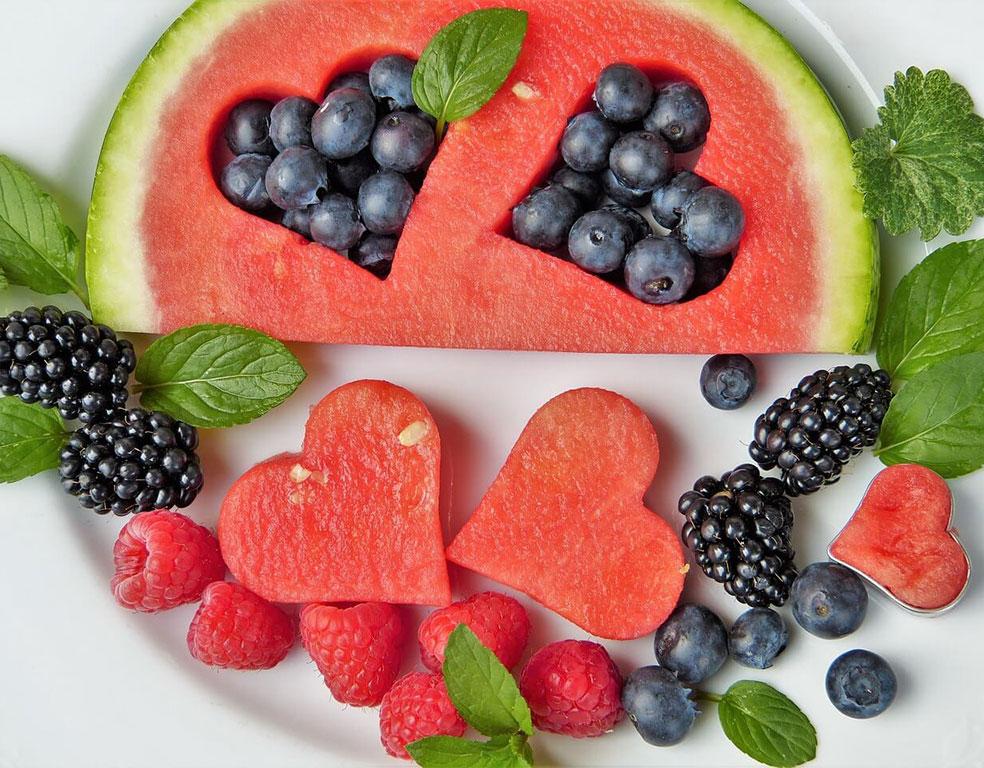 Heart healthy foods list