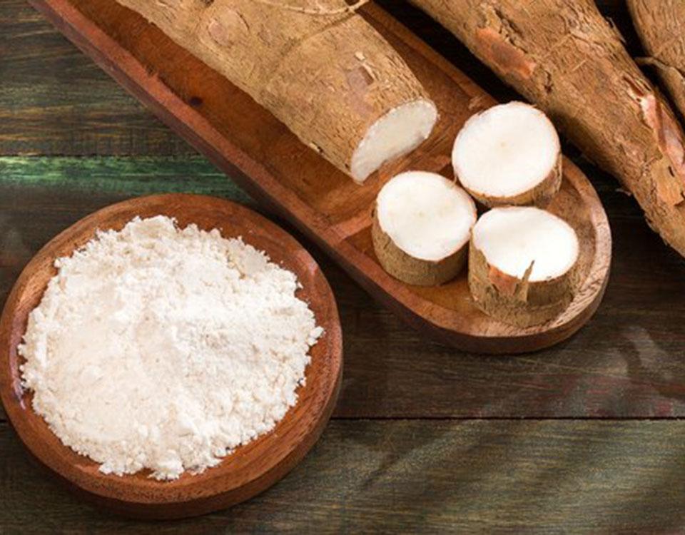 Benefits of cassava