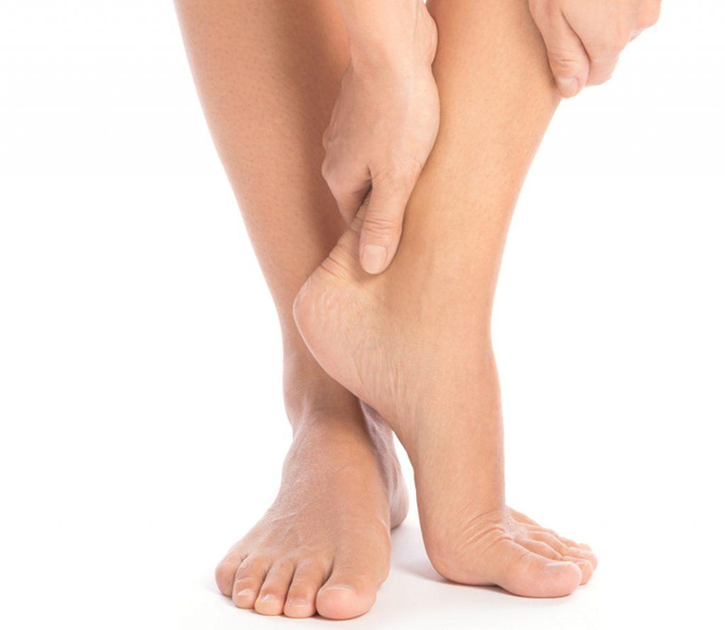 achilles foot pain in winter season