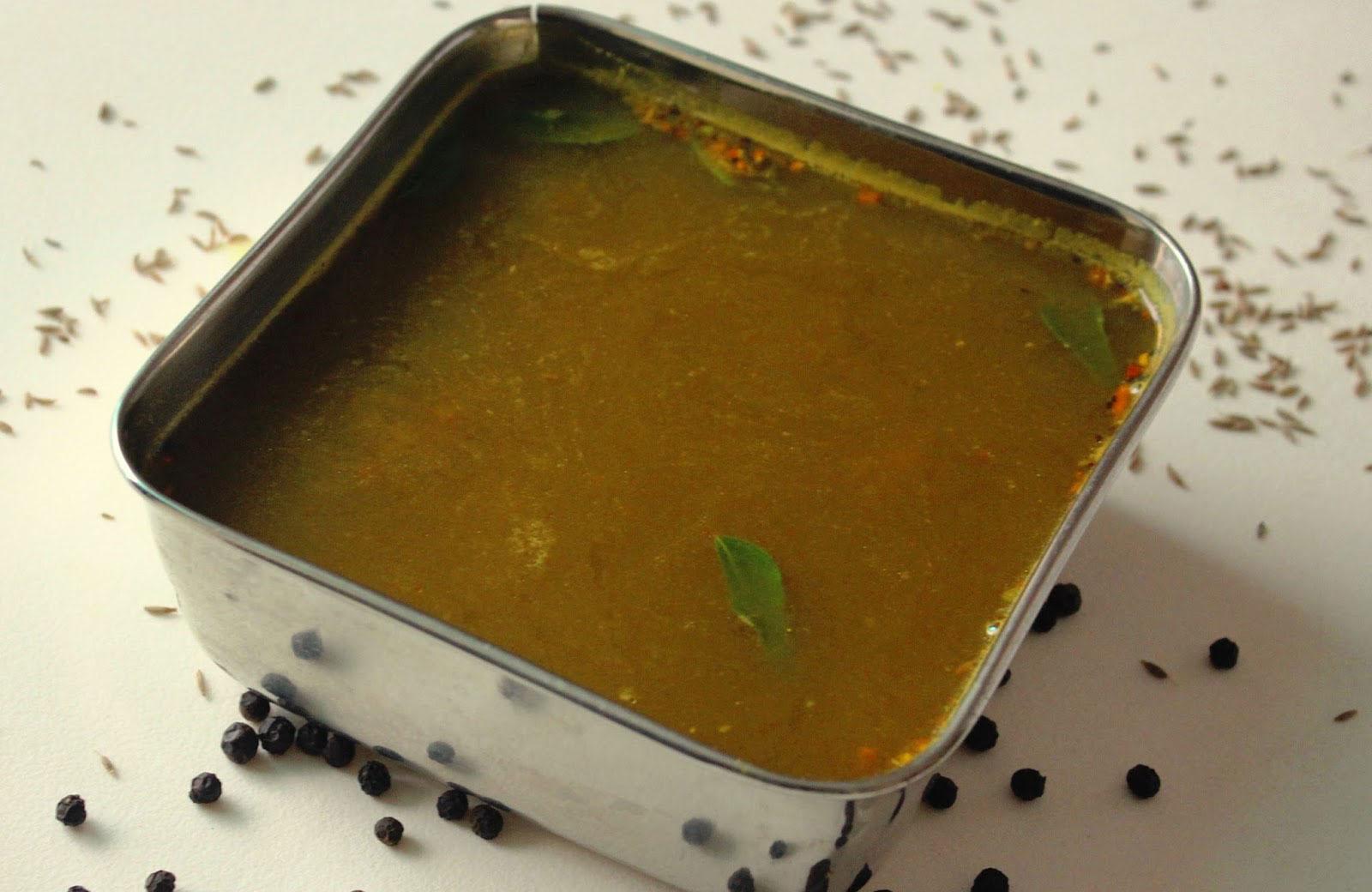 Milagu rasam recipe tamil