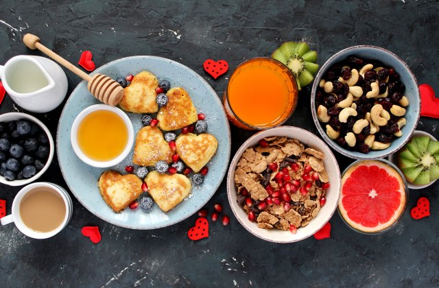 morning healthy breakfast in Tamil