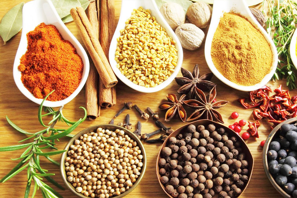 health benefit of spices in tamil