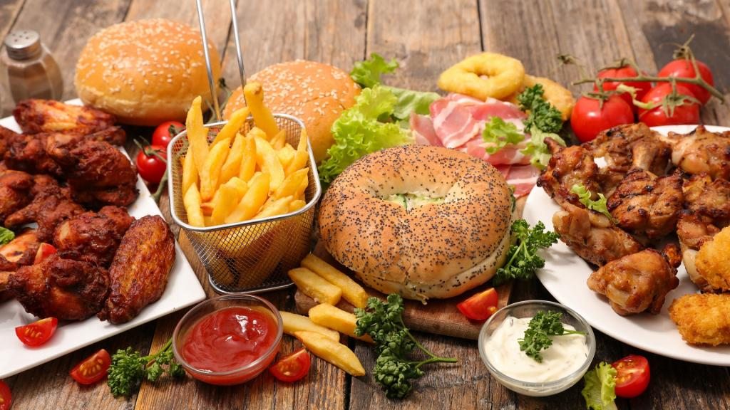 fast food side effects in tamil