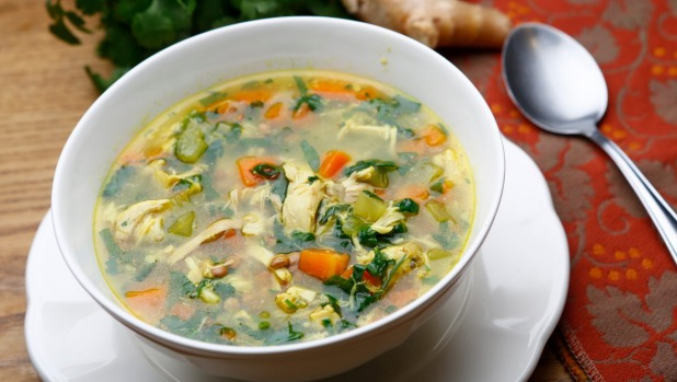 soup recipes in tamil