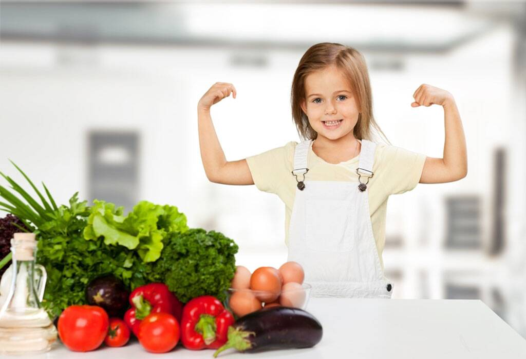 best food for children's growth in tamil
