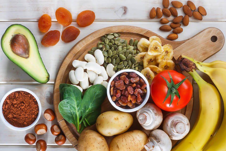 potassium benefits in tamil