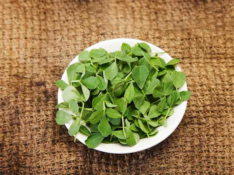 fenugreek leaves for heart in tamil