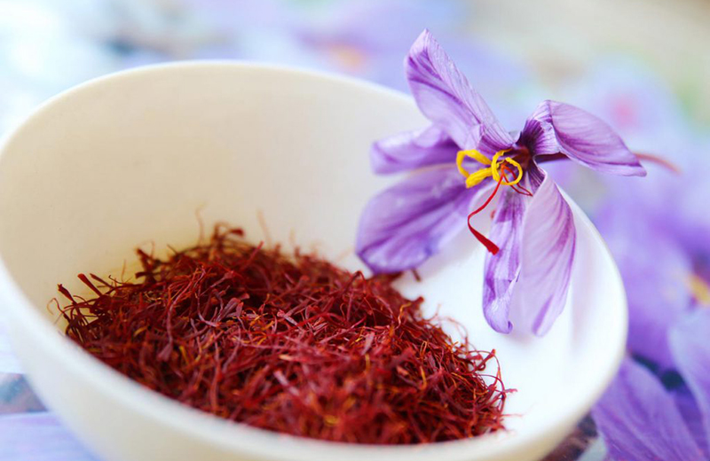 Which is original saffron in Tamil